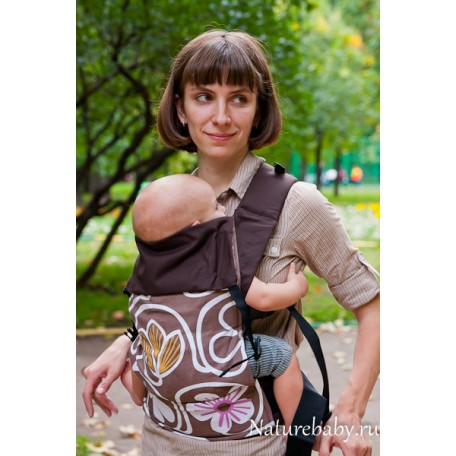 Эрго-рюкзак Action Baby Carrier (Экшн) Нова