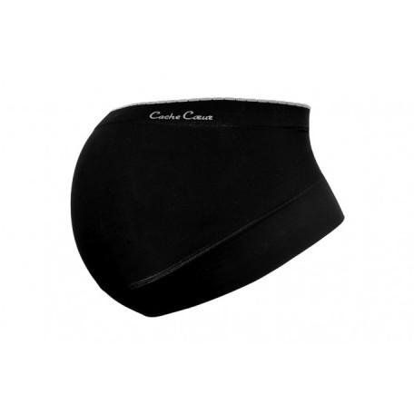 Бандаж для беременных Cache Coeur Illusion Black (Иллюзия черный)