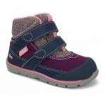 Ботинки для девочек на зиму Atlas II Purple (Атлас II фиолетовые) SeeKaiRun
