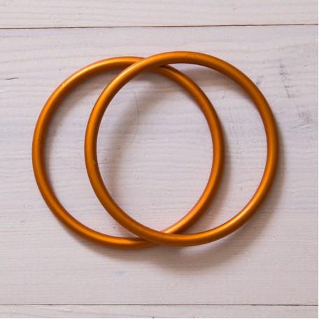 Кольца для слингов Slingrings (Слингрингз)  Ø 9см (размер L) оранжевые