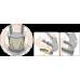 Эрго-рюкзак Manduca First Grey/Black (Мандука серый/черный)