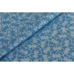 Слинг-шарф Yaro Яро Ivy Blue (Яро Плющ голубой) размер 6 (4.6 метра)