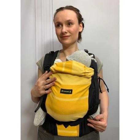 Эрго-рюкзак Caramel Vicky (Вики) 0+