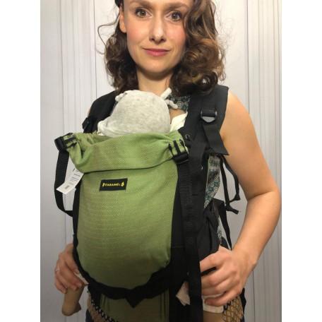 Эрго-рюкзак Caramel Gruen Алмаз (Зеленый) 0+ Multisize
