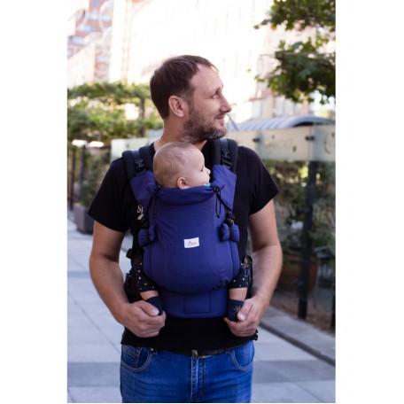 Эрго-рюкзак Di Sling Adapted Navy (ДиСлинг синий)