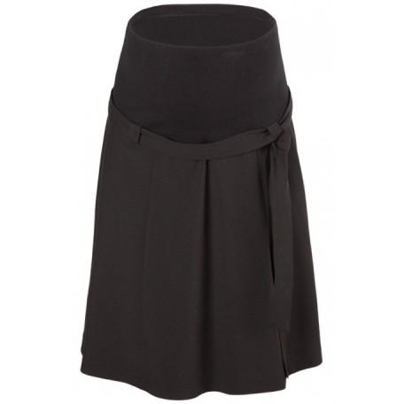 Юбка c завязками (A9952) Jojo цвет черный