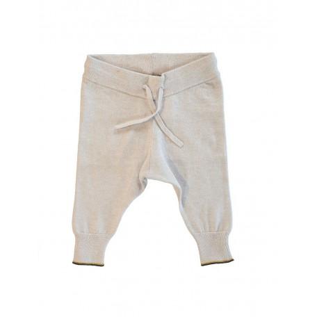 Штанишки детские серые 8023 light grey (Чарли) Kidscase