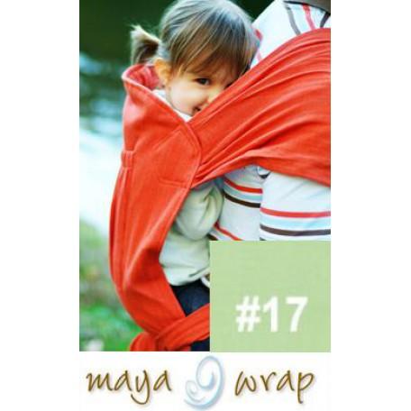 Май-слинг  Mayawrap Maya tie (Май Тай) зеленый
