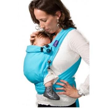 Май-слинг Neobulle Evolubulle Turquoise (Тюркис ) для новорожденных