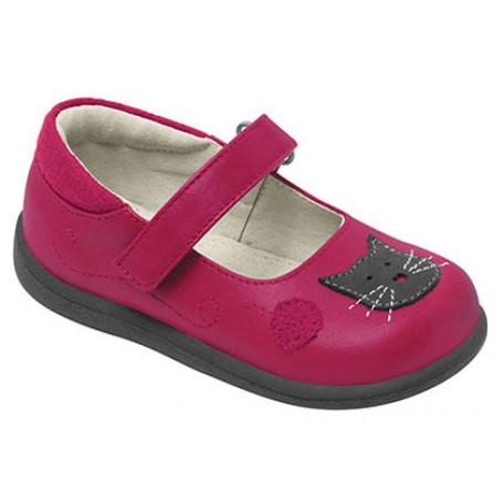 Туфли для девочек Mabel Berry (Мейбл ягодные) SeeKaiRun