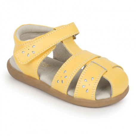 Босоножки Gloria Yellow (Глория желтые) SeeKaiRun