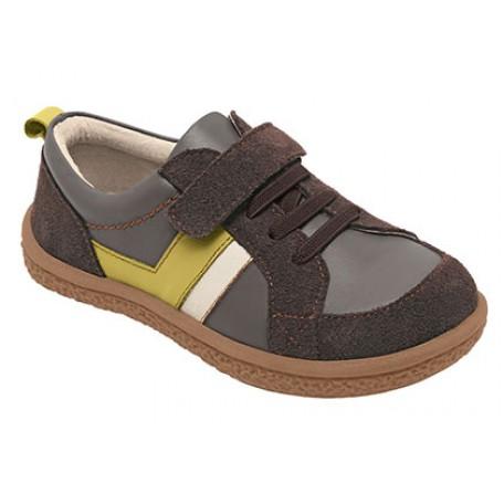 Ботинки для мальчиков Aaron Brown (Аарон коричневые) SeeKaiRun