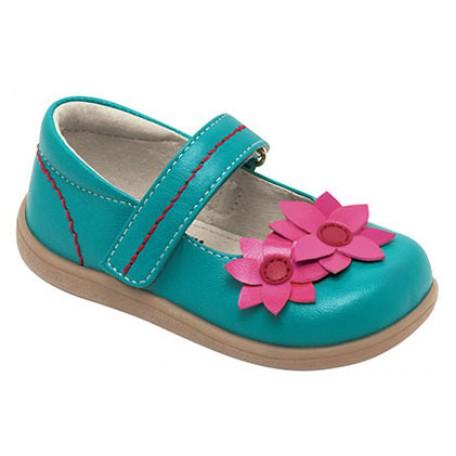 Туфли для девочек Marlo Aqua (Марло аква) SeeKaiRun