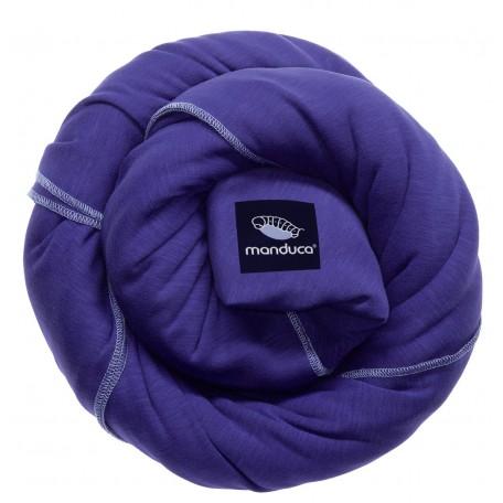 Трикотажный слинг-шарф Manduca Royal (Мандука Синий)