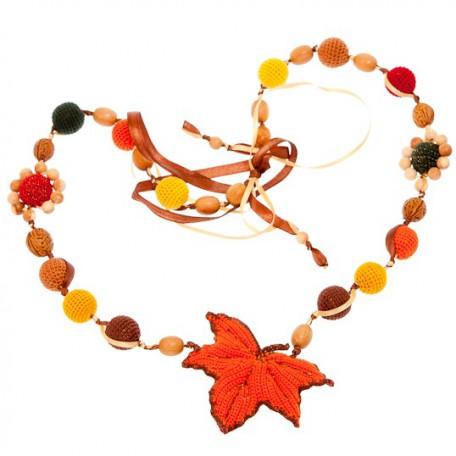 Слингобусы Осенний лист