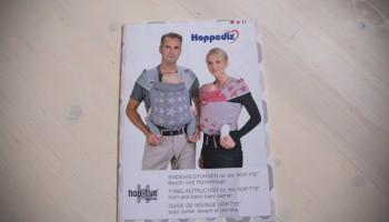 Обзор май-слинга Hoppediz Hop-Tye