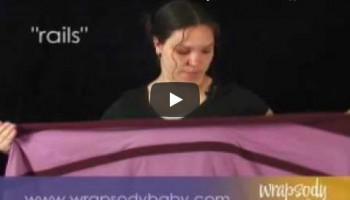 Видеоинструкции слинга-шарфа Gypsymama