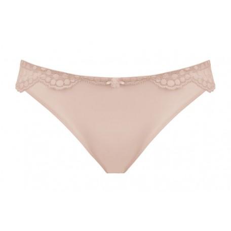 Трусы бикини для беременных Cache Coeur Lollypop Nude (Лоллипоп телесный)