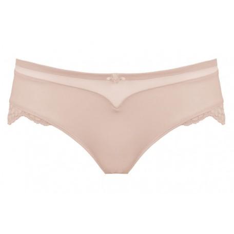 Трусы шортики для беременных Cache Coeur Lollypop Nude (Лоллипоп телесный)