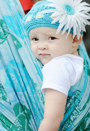 слинг-шарф Gypsymama ahrodite