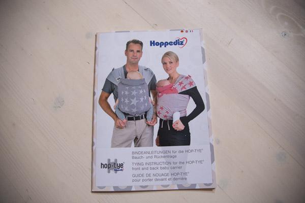 май-слинг Хоппедиц Hop-Tye 1