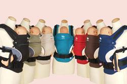 Эргономичный рюкзак переноска Manduca